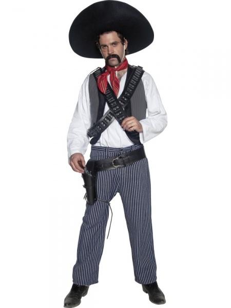 Mexican Bandit Costume Carnival Store Prague