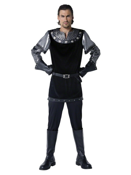 Sheriff of nottingham costume includes tunic trousers gloves and