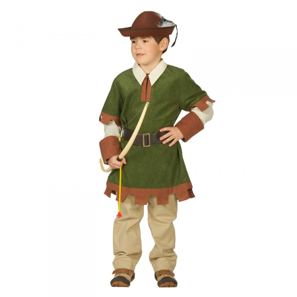 97c7f60bd24 Robin Hood Child Costume - Carnival Store Prague