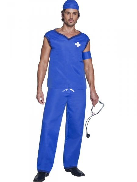 Fever Hot Doctor Costume